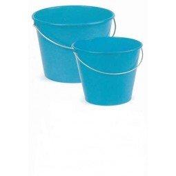 Cubo de cristalero con capacidad de 8 litros Qalita