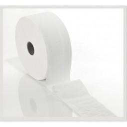 Higiénico industrial Higicel reciclado eco 1ª de doble capa estándar liso ø45 18ud