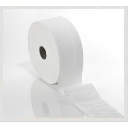 Higiénico industrial Tisoft de una capa liso y ø45 12ud