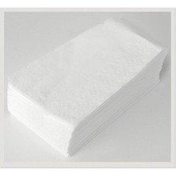 Servilleta de papel Tisoft miniservis tissue de una capa 17x17 cm 12000ud