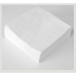 Servilleta de papel Tisoft de una capa 30x30 cm 6000ud