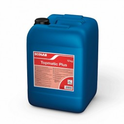 Topmatic Plus detergente líquido alcalino clorado
