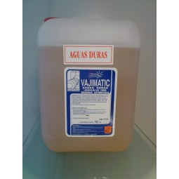 Vajimatic detergente lavavajillas para máquina en aguas duras 12 kg