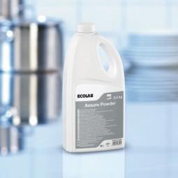 Assure Powder detergente en polvo para abrillantar la cubertería 6x2,4 Kg