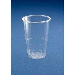 Vaso desechable de polipropileno transparente 330 cc 2000 ud