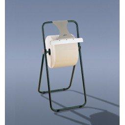 Dispensador portabobina industrial expendedor de celulosa vertical