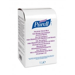 Purell gel hidro-alcohólico NXT 8ud
