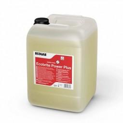 Ecobrite Power Plus detergente líquido concentrado 17 Kg