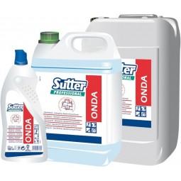 Onda desinfectante detergente desodorizante perfumado