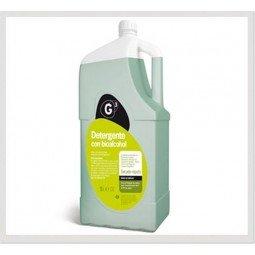 G3 detergente con bioalcohol 4x5 L