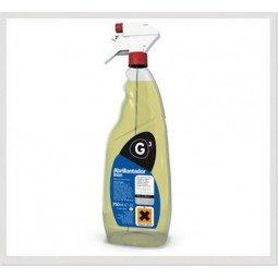 G3 limpiador abrillantador inox 15x750 ml