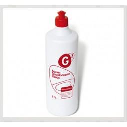 G3 Acción Desodorizante Baños 12x1 L
