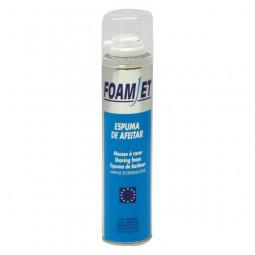 Espuma de afeitar Foamjet de 250 ml