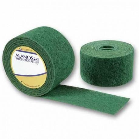 Estropajo rollo fibra verde estandar