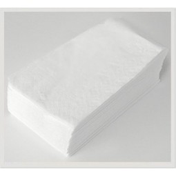 Servilleta de papel Tisoft miniservis sulfito 17x17 cm 12000ud