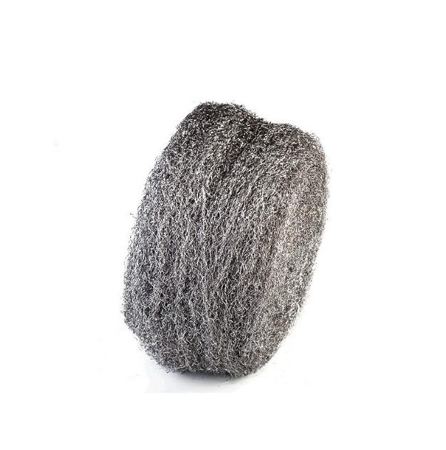 lana acero rizada