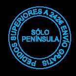 Envío Gratis pedidos superiores a 200€ + IVA